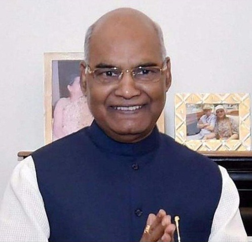 Kovind is India's new president